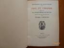 Paul et Virginie suivi de La Chaumière Indienne.. Publié avec une Introduction par Pierre Varillon.. BERNARDIN DE SAINT PIERRE.