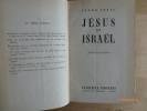 Jésus et Israel.. ISAAC, Jules.