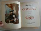 Mémoires de Casanova.. CASANOVA, Jacques de Seingalt. - Jacques TOUCHET.