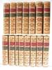History of Europe, Alison's Europe, 1774 - 1815 in 15 Vol ( 2 index),  1815 - 1852 in 8 vol.. ALISON, Sir Archibald.