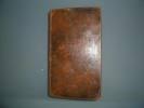 Livre d'Eglise Latin-Francois suivant le nouveau breviaire de Paris, contenant l'office de l'apres midi pour les Dimanches - les Fetes de l'annee. ...