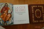 La Cité de Dieu de St Augustin, traduite par G. Combès et précédée d'une étude de Maurice de Gandillac.. SAINT AUGUSTIN. - Jacques DESPIERRE.