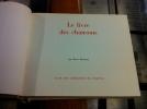 Le livre des chansons. Henri Davenson