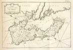 DESCRIPTION GÉOGRAPHIQUE DU GOLFE DE VENISE ET DE LA MORÉE. Avec des Remarques pour la Navigation, et des Cartes et Plans des Côtes, Villes, Ports et ...