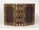 PÉLERINAGE À JÉRUSALEM ET AU MONT SINAÏ, en 1831, 1832 et 1833. [3 volumes].. GÉRAMB (Ferdinand, baron de [puis] frère Marie-Joseph de).