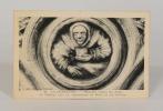 CARTE POSTALE AUTOGRAPHE SIGNÉE «André Breton » adressée à «Francis Bouvet / chez Seigle / Penne-du-Tarn / Tarn » .. BRETON (André).