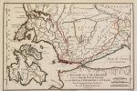 VOYAGE DU JEUNE ANACHARSIS EN GRÈCE, dans le milieu du quatrième siècle avant l'ère vulgaire. Quatrième édition. [7 volumes de texte et un atlas].. ...