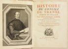 LE CONCILE DE TRENTE. [3 volumes].. SARPI (Paolo).