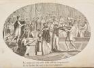 LA GASTRONOMIE, ou L'homme des champs à table - IDYLLES par Berquin - DITHYRAMBE sur l'immortalité de l'âme, suivi du passage du St. Gothard, poème ...