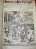 1892/1893. JOURNAL DES VOYAGES & DES AVENTURES DE TERRE ET DE MER