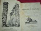 LES PREMIÈRES CIVILISATIONS illustré de 443 figures. Gustave Le Bon