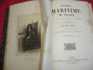HISTOIRE MARITIME DE FRANCE . GUERIN Léon