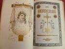 LES ÉVANGILES DE NOTRE SEIGNEUR JÉSUS-CHRIST  selon Saint Matthieu, S.Marc, S.Luc, S.Jean. traduction de Le Maistre de Sacy