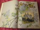 AUTOUR DE PARIS illustré de 500 dessins d'après nature par Fraipont. Louis Barron
