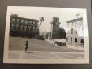 ALBUM PHOTOS ET CARTES /  VOYAGE ITALIE Rome 1952 ville, famille, etc...