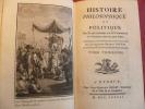 HISTOIRE DU COMMERCE DANS LES DEUX INDES Raynal TIII Russie, Amérique, Belgique. Guillaume Thomas Raynal