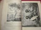 LE TOUR DU MONDE , Nouveau Journal des voyages 1861. Edouard Charton