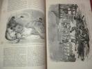 LE TOUR DU MONDE , Nouveau Journal des voyages 1863. Edouard Charton