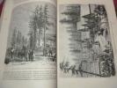 LE TOUR DU MONDE , Nouveau Journal des voyages 1874. Edouard Charton