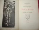 DEUX EXCURSIONS AU PAYS DE SAULGES,   souvenirs d'un touriste. A.Grosse-Duperon