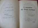 L'ESCADRE DE PORT-ARTHUR  Carnet de notes du Capitaine de Frégate W.Sémenoff.