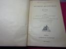 MINISTÈRE DES AFFAIRES ETRANGERES  DOCUMENTS DIPLOMATIQUES 1938/1939.