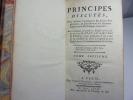 PRINCIPES DISCUTES, pour faciliter l'intelligence des livres prophétiques & spécialement les Psaumes, relativement à la langue originale..