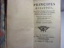 PRINCIPES DISCUTES, pour faciliter l'intelligence des livres prophétiques & spécialement les Psaumes, relativement à la langue originale.Tome IX.