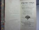 PRINCIPES DISCUTES, pour faciliter l'intelligence des livres prophétiques & spécialement les Psaumes, relativement à la langue originale. Tome XI.