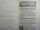 PRINCIPES DISCUTES, pour faciliter l'intelligence des livres prophétiques & spécialement les Psaumes, relativement à la langue originale. Tome XIII.