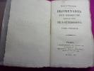 Bagatelles / PROMENADES D'UN DESOEUVRE DANS LA VILLE DE SAINT PETERSBOURG.  Théodor Von Faber