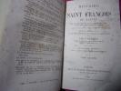 HISTOIRE DE SAINT FRANÇOIS DE XAVIER. J.M.S Daurignac