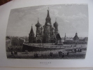 LA RUSSIE ANCIENNE et MODERNE.  Charles Romey & Alfred Jacob