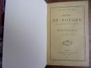 L'ÉPOPÉE DU SUD / GENS DE POUDRE. Hugues Le Roux