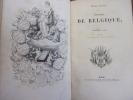HISTOIRE DE BELGIQUE . Théodore Juste