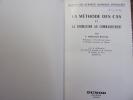 LA MÉTHODE DES CAS et LA FORMATION AU COMMANDEMENT. P. Arbousse-Bastide