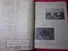 JOURNAL DES VOYAGES & DES AVENTURES DE TERRE ET DE MER 1913.
