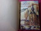 BELGIQUE / BRUXELLES ET PAYS WALLONS.  Georges H Dumont