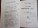 """""""AU PARADIS DES GRANDS FAUVES"""" Voyage dans l'Est Africain  . Fred Blanchod"""