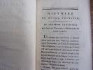 HISTOIRE PHILOSOPHIQUE DU MONDE PRIMITIF.  DELISLE DE SALES (Jean Baptiste ISOARD de LISLE, plus connu sous le nom de).