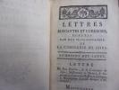 LETTRES ÉDIFIANTES & CURIEUSES écrites des missions étrangères  Tome XI. Mémoires des Indes.