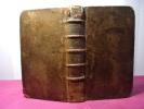 HISTOIRES CHOISIES  ou livre d'exemple tirez de l'écriture, des Pères & des auteurs Ecclésisatiques les mieux averez.
