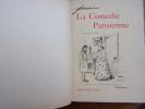 La comédie Parisienne. Forain