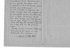 Lettre manuscrite signée de  1924 . Joseph L'Hopital