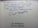 Le marquis de la dèche.. Roland Dorgelès