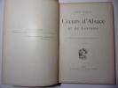 Cœurs d'Alsace et de Lorraine. . Émile Hinzelin