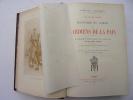 Histoire du Corps des gardiens de la paix. Alfred Rey & Louis Féron