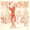 A l'ombre des jeunes filles en fleurs........ Tome premier illustré de 25 gravures par J. E. LABOUREUR........ Tome second illustré de 25 gravures par ...