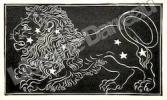Une saison en astrologie.  Démétrios GALANIS illustrateur.. ( GALANIS Démétrios ) - FARGUE Léon-Paul.