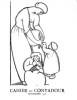 Précisions. Bois gravé de Alexandre NOLL (en tête de chapitre, sur les trois quarts de la page). ( CONTADOUR ) - GIONO Jean.